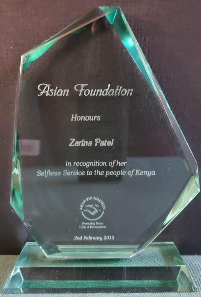 Awards Asian Foundation 2