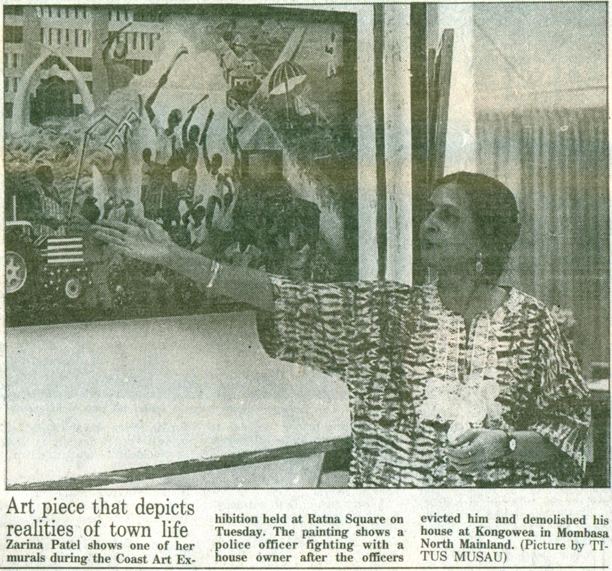 Narratives about painting kenyan history 1a