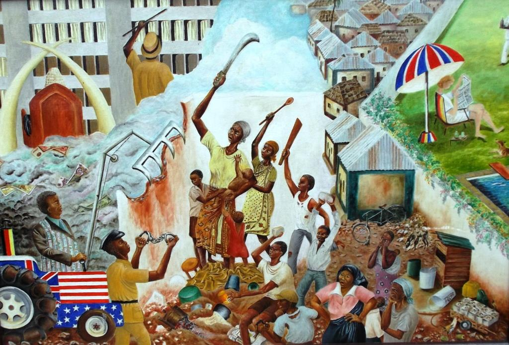 The Paintings Kongowea