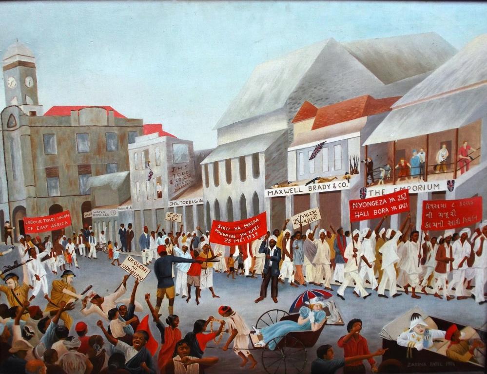 The Paintings Makhan Singh